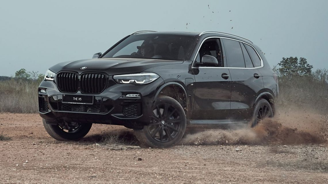 G05 BMW X5 xDrive45e with M Performance parts and accessories – limited to just 30 units, RM468,800 OTR – paultan.org
