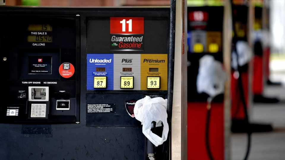 Here's What You Need To Know About the East Coast Fuel Shortage