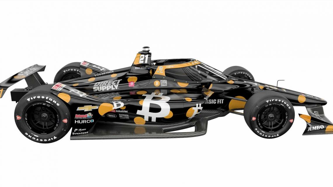 How Bitcoin Came to Fuel Ed Carpenter Racing\u2019s Indy 500 Effort