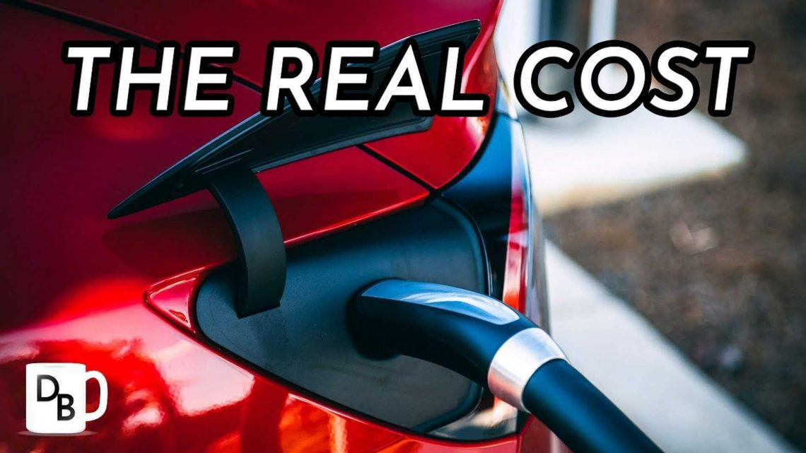How Much Does It Actually Cost To Charge The Tesla Model Y?