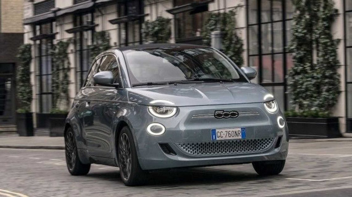 Italy's Huge EV Market Growth Continues In April, Fiat 500e Leads