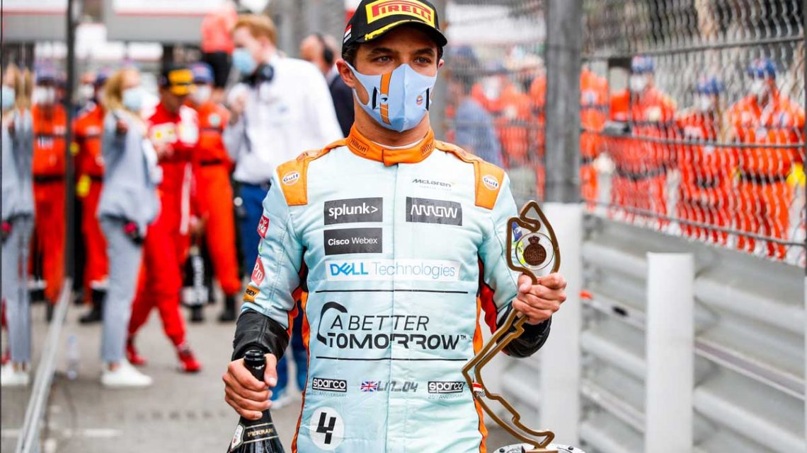 Lando Norris would 'love to do' non-F1 races in the future