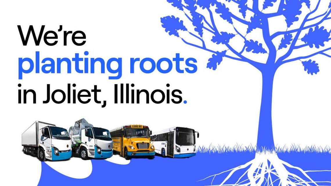 Lion Electric Announces U.S. Manufacturing Facility in Illinois