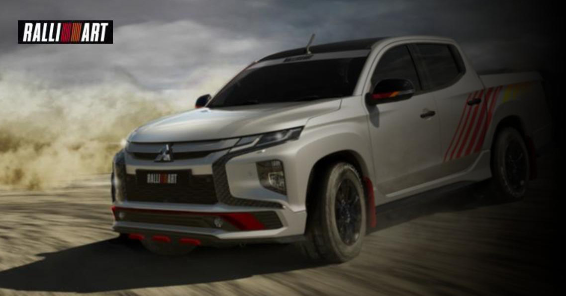 Mitsubishi revives the Ralliart brand – custom-made accessories and re-entry into motorsports confirmed – paultan.org
