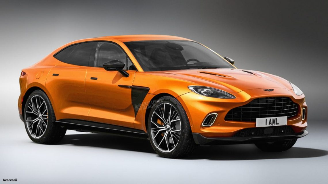 New Aston Martin DBX Coupe spearheads new CEO's plans