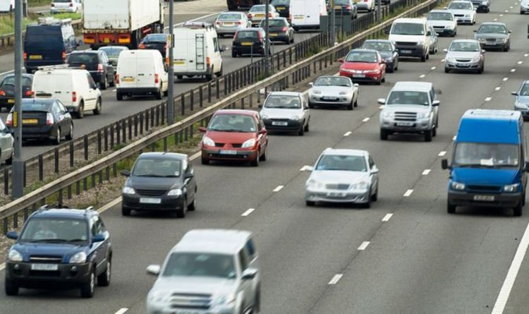 New driving law: Thousands of motorists could be fined for driving too close to other cars