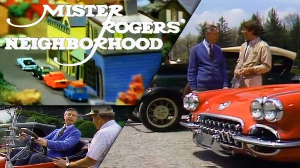 Parked in Mister Rogers' Neighborhood: What Fred Rogers Taught Us About Cars