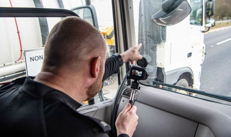 Police and Highways England confirm major new enforcement on the M6 motorway this week