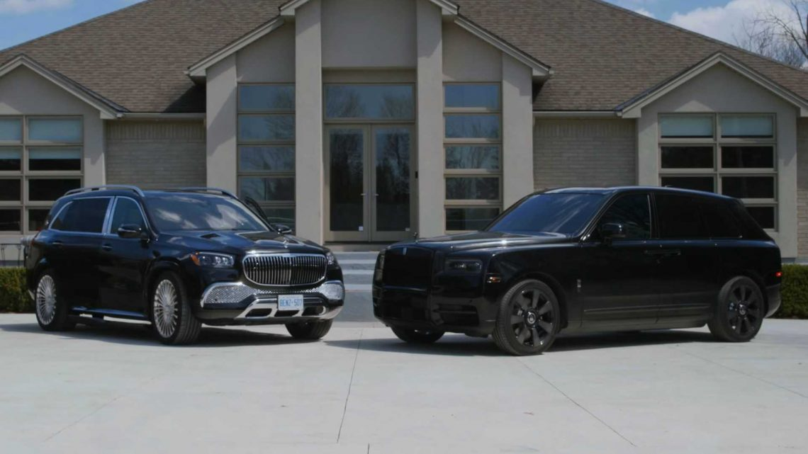 Rolls-Royce Cullinan, Maybach GLS Compared For Fussy One-Percenters
