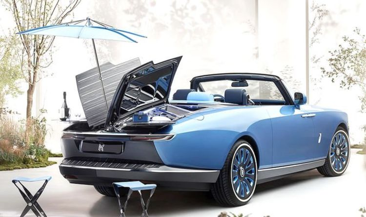Rolls Royce launches world's most expensive car for 'highly exclusive hand-picked clients'