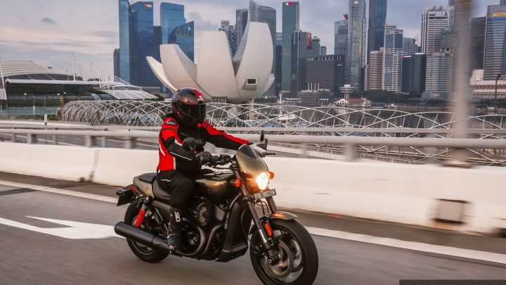 Singapore wants old motorcycles off the road by 2028 – paultan.org