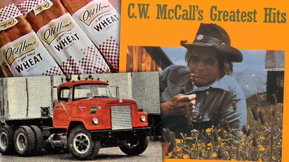 The 1970s Trucking Craze Can Be Traced Back to a Regional TV Commercial for Bread