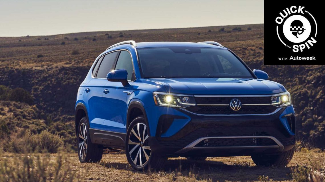 The 2022 Volkswagen Taos Opens a New Chapter