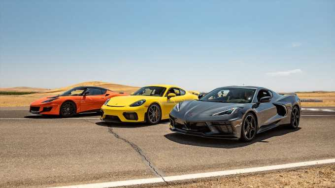 The Best Driver's Car Under $100K—According to Top Gear America