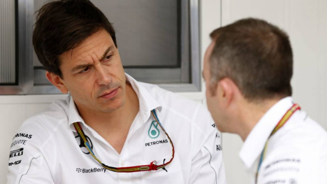 Toto Wolff rubbishes Paddy Lowe's 2014 sandbag claims | Planet F1