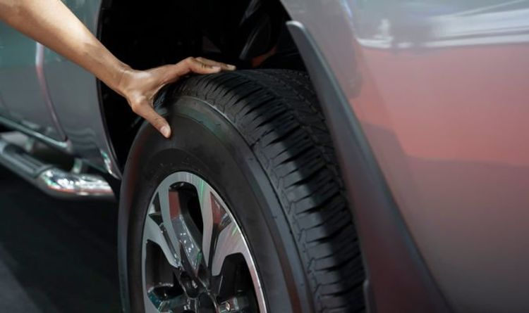 Tyre safety warning: Drivers urged to follow for simple checks to avoid fines and points