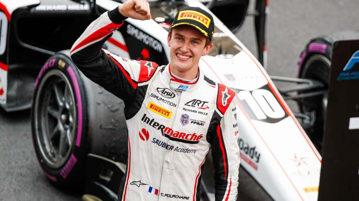 'Mistake' to promote teenage prodigy Theo Pourchaire to F1 too early