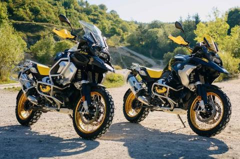 2021 BMW R 1250 GS, R 1259 GS Adventure bookings open