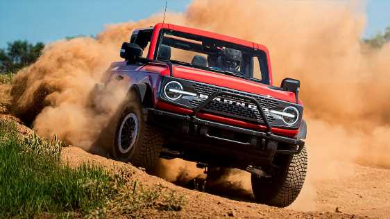 2021 Ford Bronco First Drive Review: Watch Your Back, Jeep