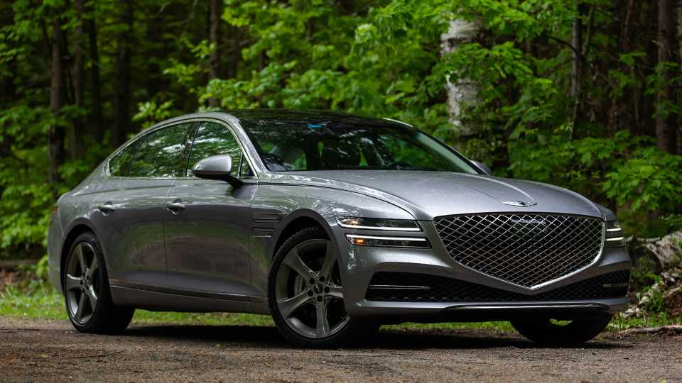 2021 Genesis G80 Review: Proof That Good Quality Makes a Great Car