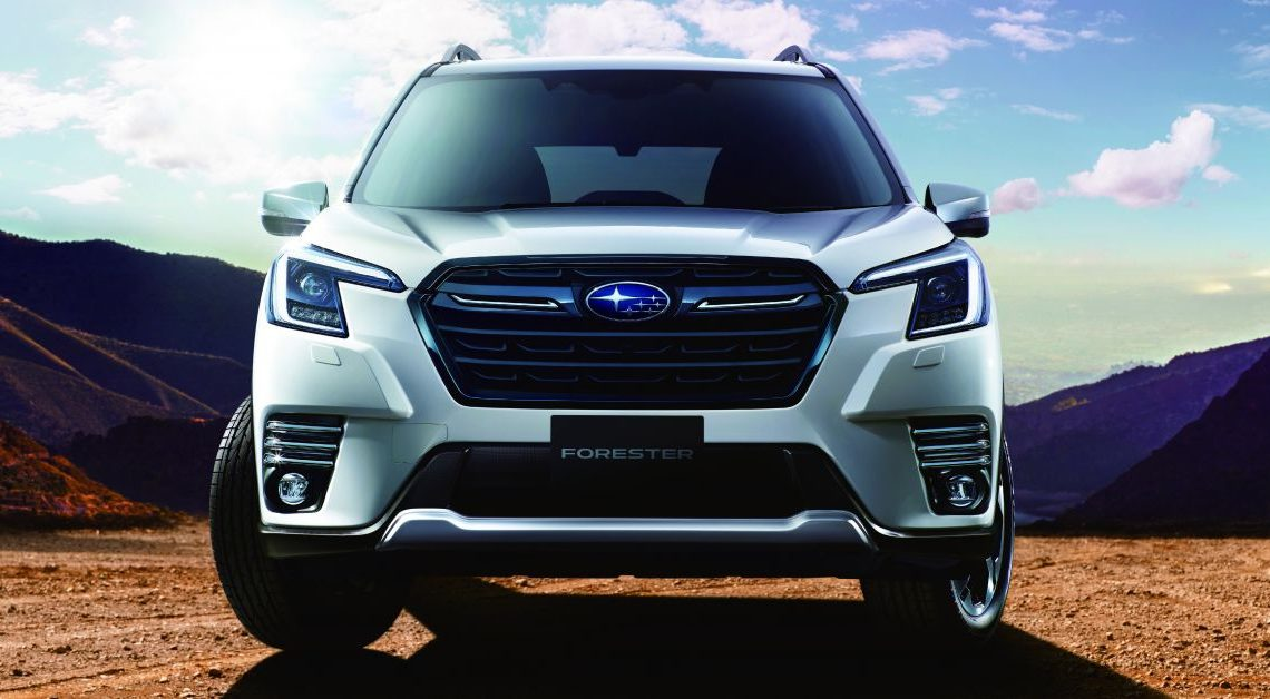 2021 Subaru Forester facelift makes its debut in Japan – revised styling; hybrid and turbo boxer engines – paultan.org