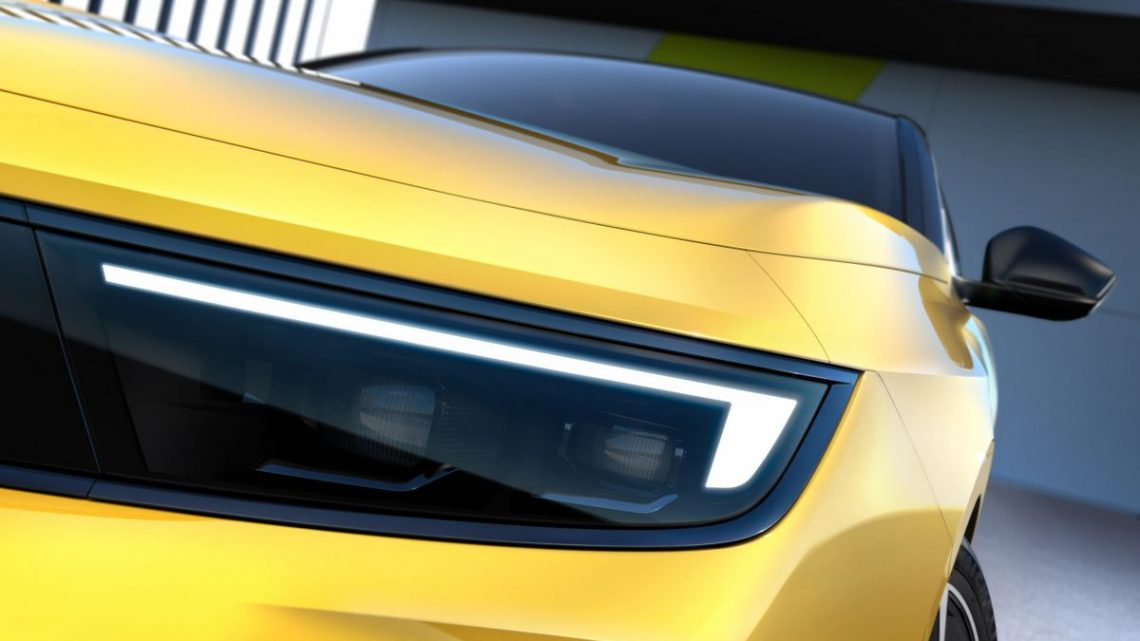 2022 Opel Astra official teaser images released; five-door hatch and wagon, production to start this year – paultan.org