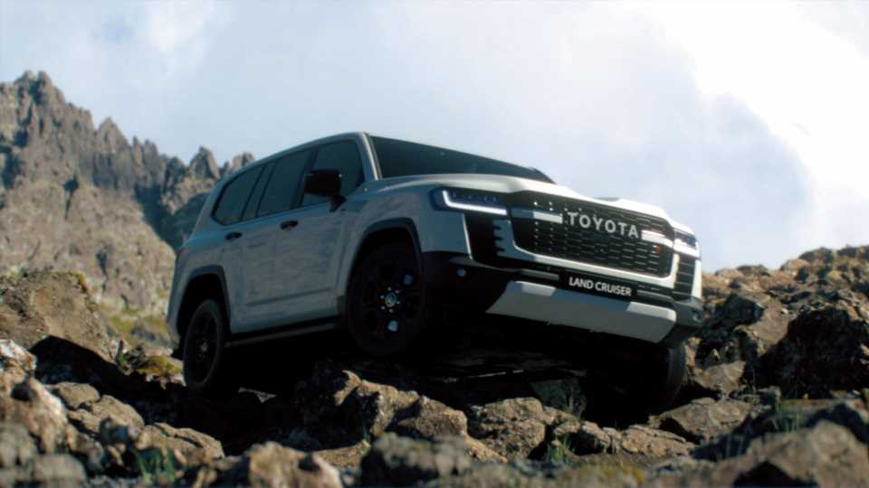 2022 Toyota Land Cruiser: Next-Gen Platform Ditches V8 for Twin-Turbo V6 With 409 HP