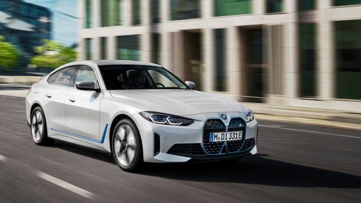 5 Things to Know about the BMW i4