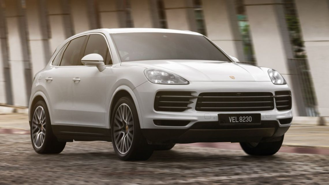 AD: Porsche Cayenne Premium Package – blending sports car performance with the practicality of an SUV – paultan.org