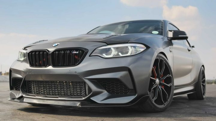 BMW Never Made An M2 Diesel, But This Guy Did, With Three Turbos