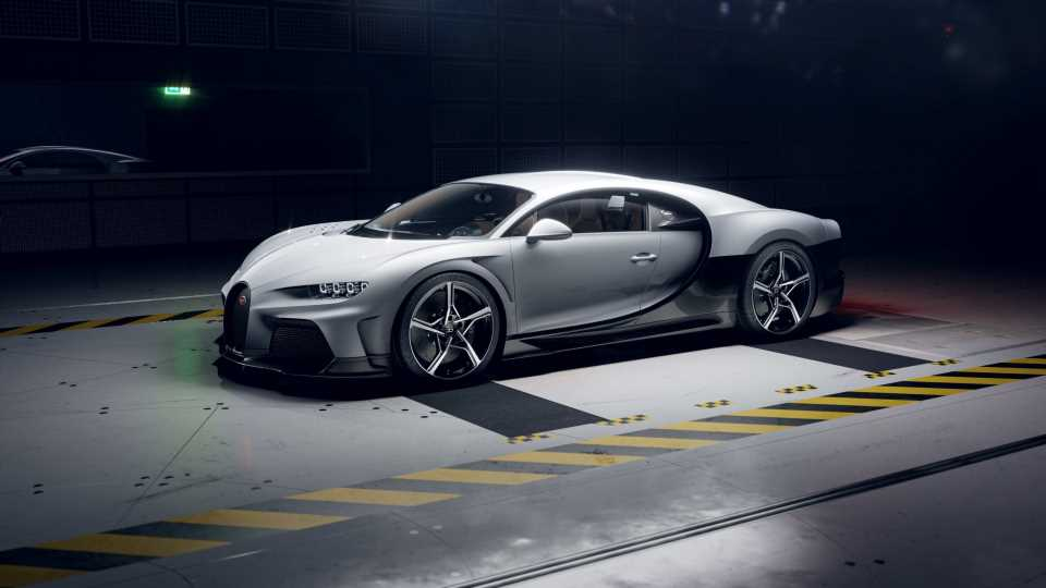 Bugatti Chiron Super Sport: A 1,578-HP Rocket That Focuses On Luxury and Comfort