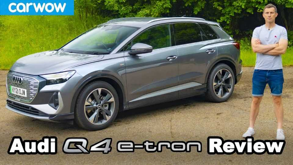 Carwow Proclaims Audi Q4 E-Tron The Best Small Electric SUV