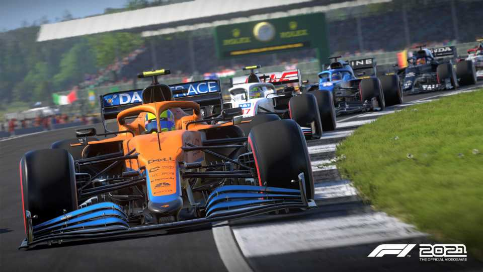 F1 2021 Features Trailer Reveals More on Braking Point & Multiplayer