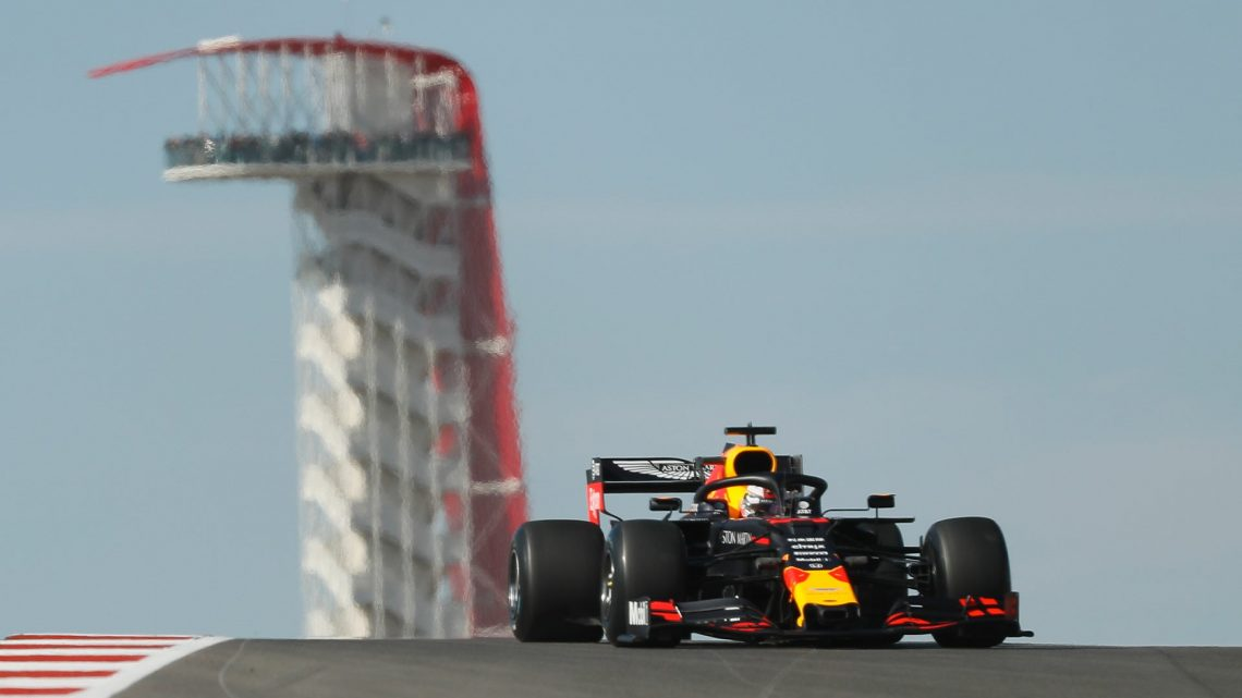 F1 Might Add a Second US Race This Year