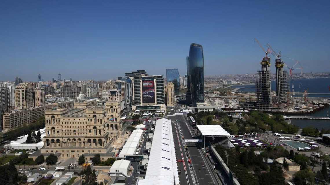 FIA implement rule to curb slow driving in Baku qualy