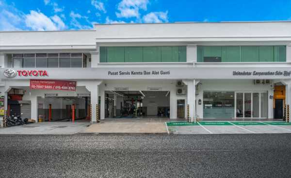 FMCO: Toyota showrooms closed, but selected service centres open – owners get 30-day warranty extension – paultan.org