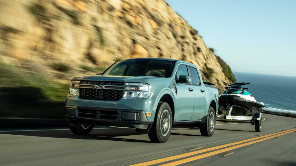 Ford Boss Hints At Maverick Family With Multiple Versions