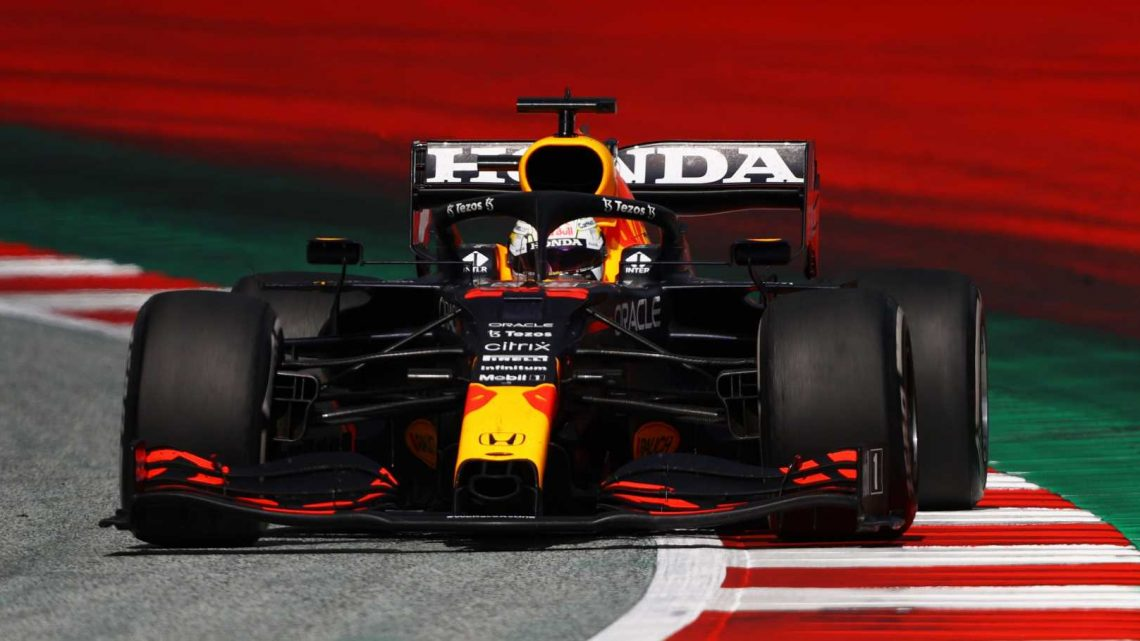 How Max Verstappen Became The F1 Title Favorite After Winning in Austria