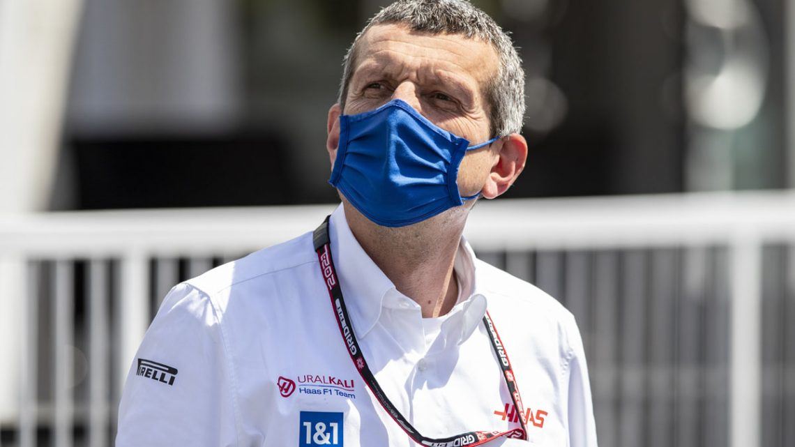 How P12 for George Russell in France gives Guenther Steiner hope