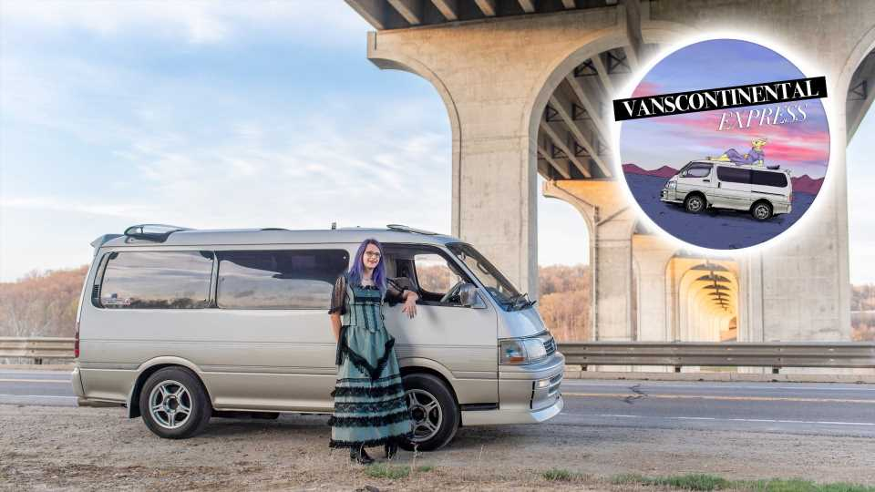 I Finally Hit the Road With My Trusty Toyota Hiace. I Hope I Can Find Who I Want to Be