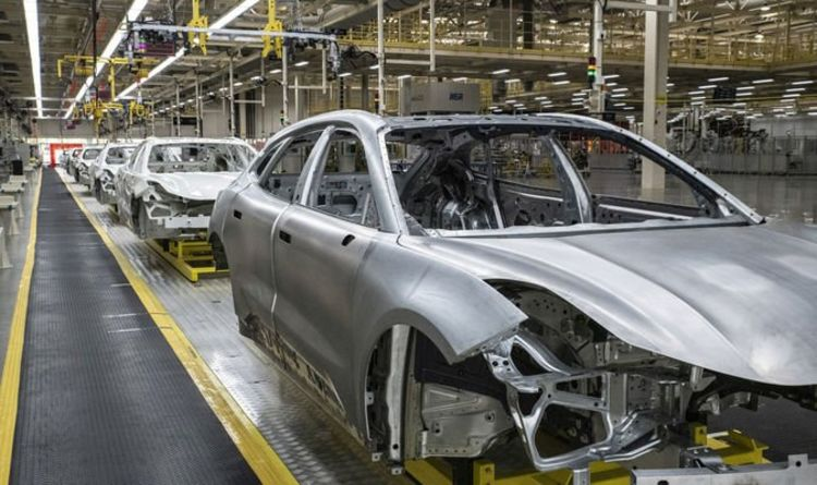 Invest in Brexit Britain: Boris in talks with six firms to build electric car factories