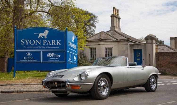Jaguar E-Type once driven by F1 star Graham Hill to feature during iconic celebration