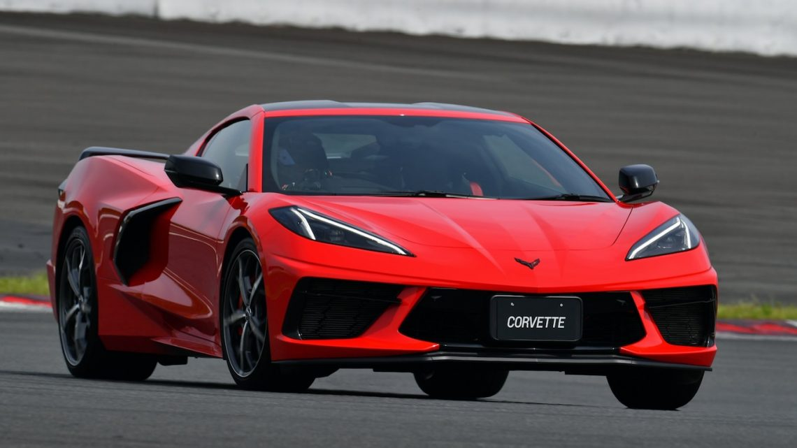 Japan First to Get Factory Right-Hand-Drive Chevy C8 Corvettes