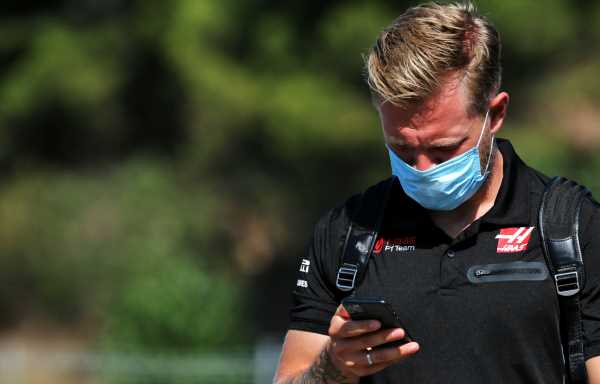 Kevin Magnussen would entertain F1 return on one condition