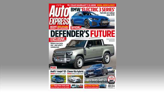 Land Rover Defender's future in this week's Auto Express