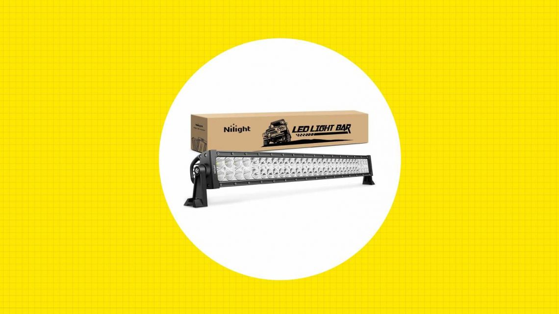 Light up the Night with These Top-Rated Light Bars for Your Truck