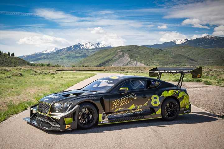 More than 750hp confirmed for Pikes Peak GT3…
