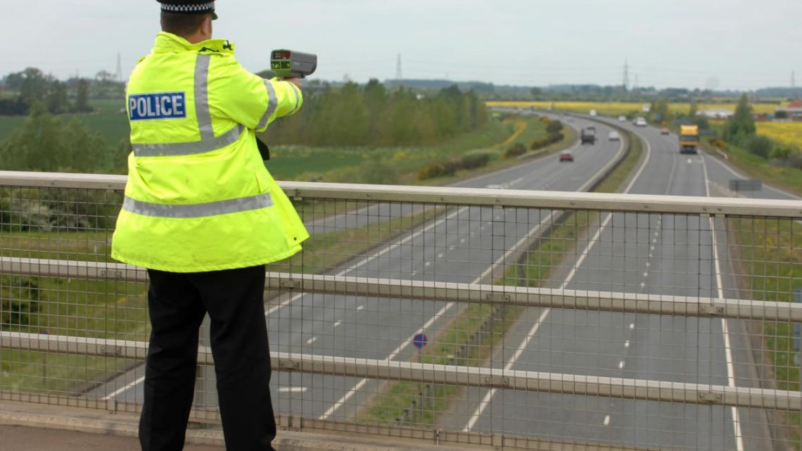 Motorists think they can get away with driving offences due to lack of road police