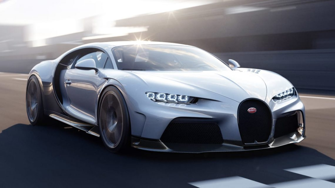 New 1,578bhp Bugatti Chiron Super Sport launched with £2.7 million price tag