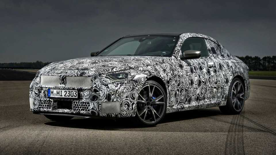 New BMW 2 Series Debuting July 8 At Goodwood Festival Of Speed